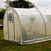 Tunnel Greenhouse - Culti'Abris Basic 12 m² - ACD